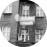East Berlin tenement
