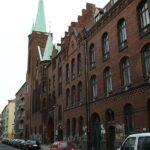 Galiläakirche, Rigaer Strasse
