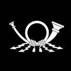 Emblem of GDR postal service